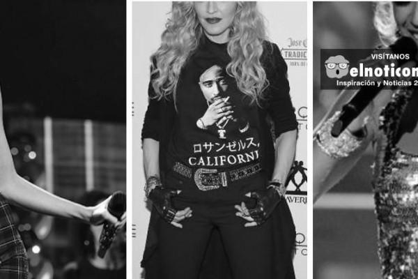 Las 5 mujeres mejor pagadas de la industria musical ¿cuál es tu favorita?