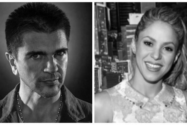 La loca razón del porqué Juanes y Shakira nunca han grabado una canción a dúo ¿Te gustaría verlos juntos?